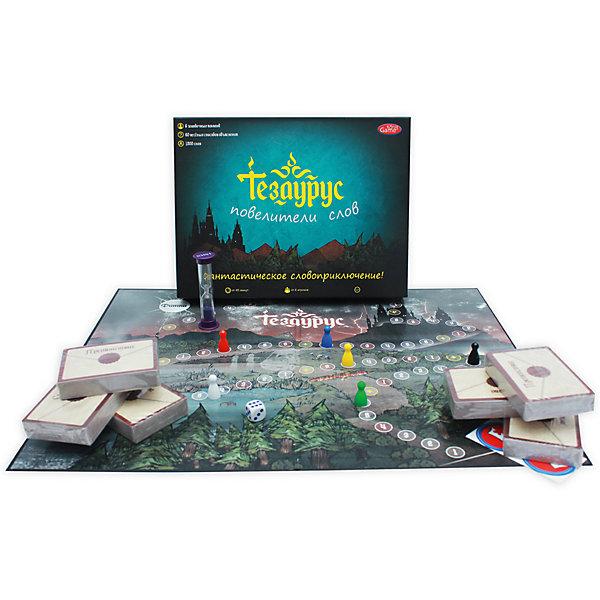 Настольная игра KonigGame Тезаурус: Повелители слов
