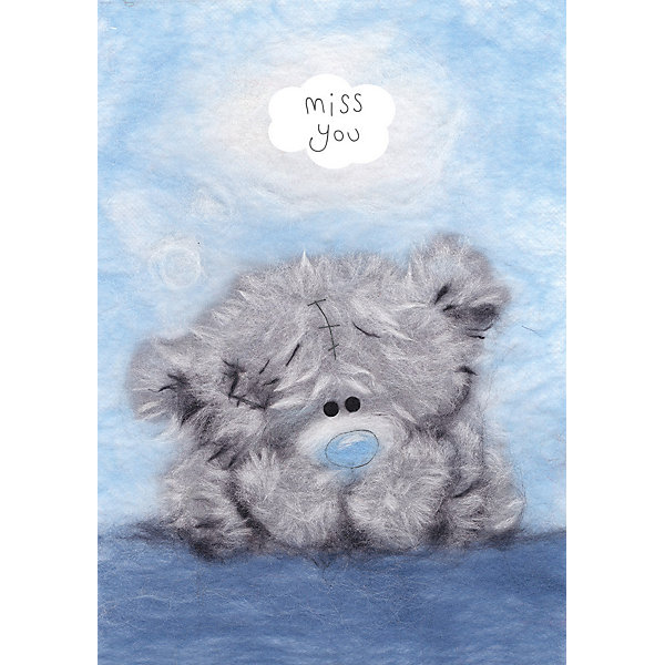 Woolla Набор для творчества Татти Тедди скучает