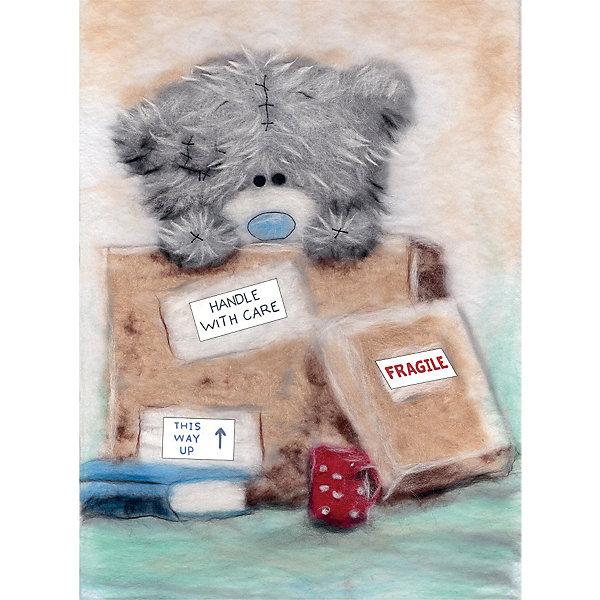Woolla Набор для творчества Татти Тедди в коробке
