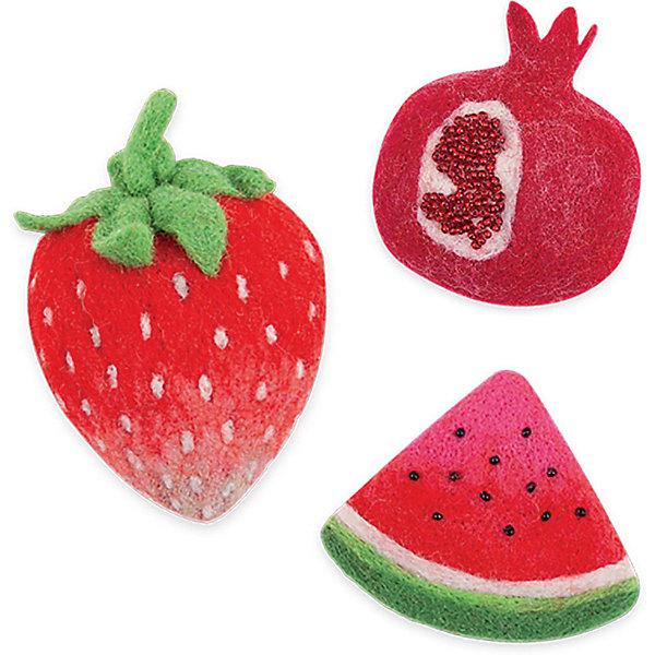 Woolla Набор для валяния Сочные ягоды