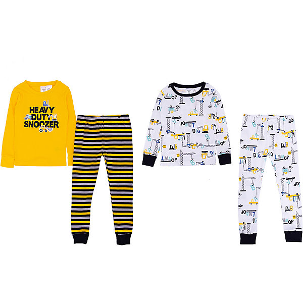 Пижама 2 шт carter's для мальчика Carter`s
