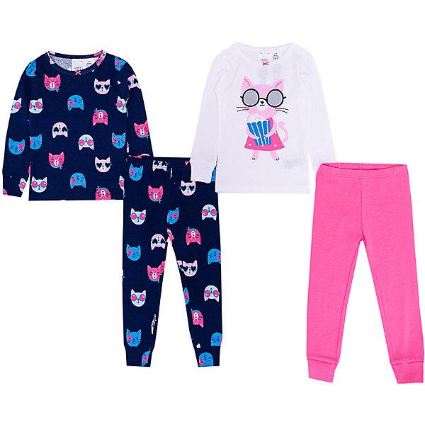 Пижама 2 шт carter's для девочки Carter`s