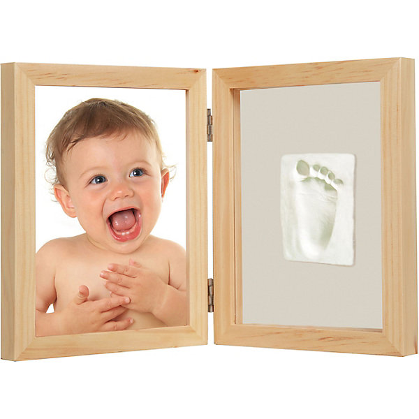 Купить Двойная рамка Adora для отпечатка и фотографии, Словения, коричневый, Унисекс