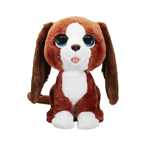 Hasbro Интерактивная игрушка FurReal Friends Счастливый рыжик интерактивная игрушка furreal friends полярный медвежонок