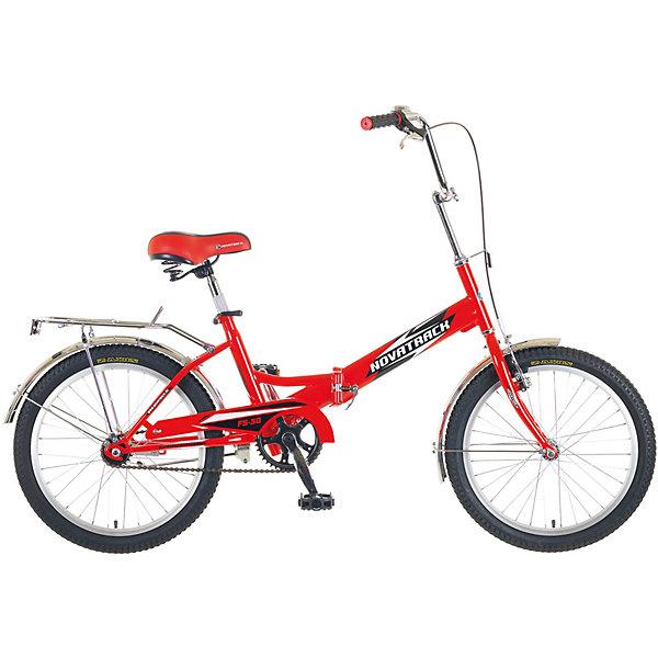 цена на Novatrack Двухколесный велосипед Novatrack FS30, 20 дюймов,