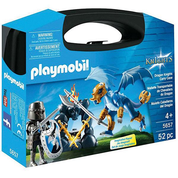 Купить Игровой набор Playmobil Рыцарь Дракона , PLAYMOBIL®, Германия, разноцветный, Мужской
