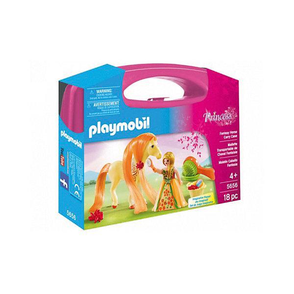 PLAYMOBIL® Игровой набор Playmobil Сказочная лошадка