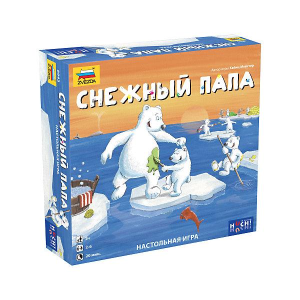 Купить Настольная игра Zvezda «Снежный папа», Звезда, Россия, Унисекс