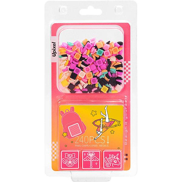 Купить Комплект пикселей Upixel 9 картинок на рюкзак, T-U02, 240 шт, Китай, разноцветный, Унисекс