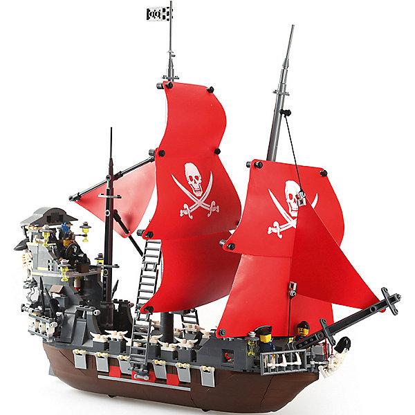 Wange Конструктор Пиратский корабль, 1123 детали
