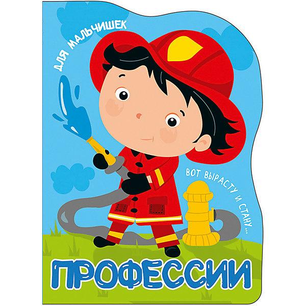 Купить Стихи для мальчишек Профессии , Купырина А., Проф-Пресс, Россия, Унисекс
