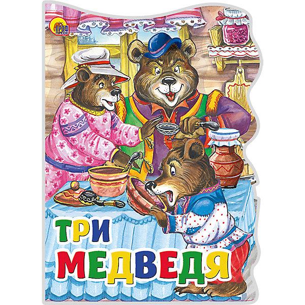 Проф-Пресс Сказка Три Медведя