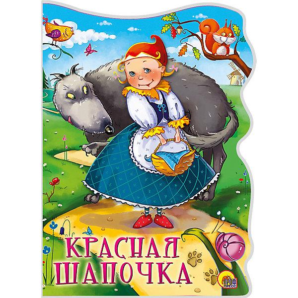 Проф-Пресс Сказка Красная Шапочка, Перро Ш.