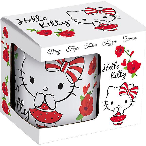 Stor Кружка керамическая Hello Kitty 325 мл