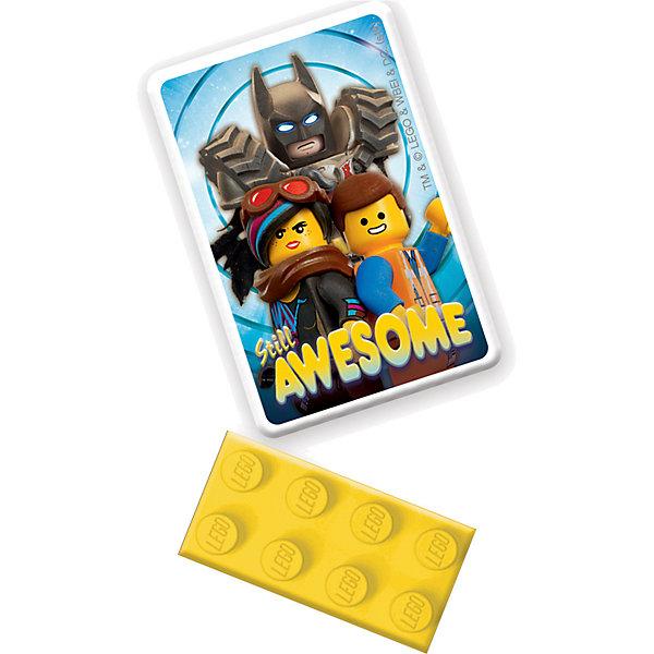 Купить Набор ластиков LEGO Movie 2: Epic Space Opera, 2 шт, Китай, разноцветный, Унисекс