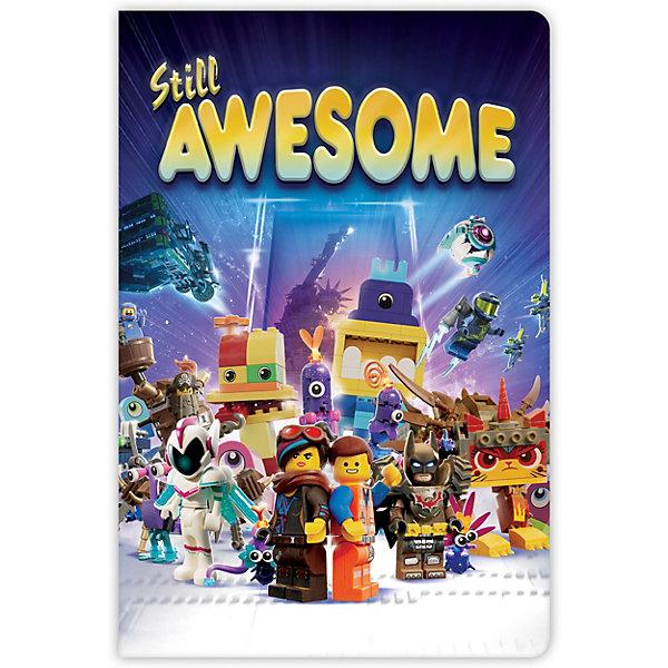 Купить Книга для записей LEGO Movie 2: Epic Space Opera, 96 листов, Китай, разноцветный, Унисекс