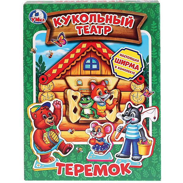 Мягкий кукольный театр Умка «Теремок»