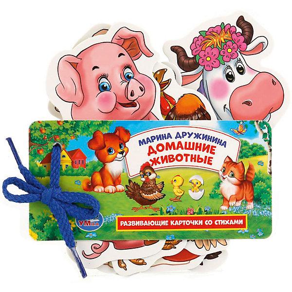 Умка Развивающие карточки «Домашние животные»