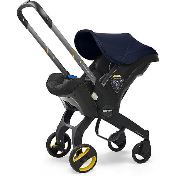 doona Коляска-автокресло Simple Parenting Doona+, 0-13кг, Royal blue