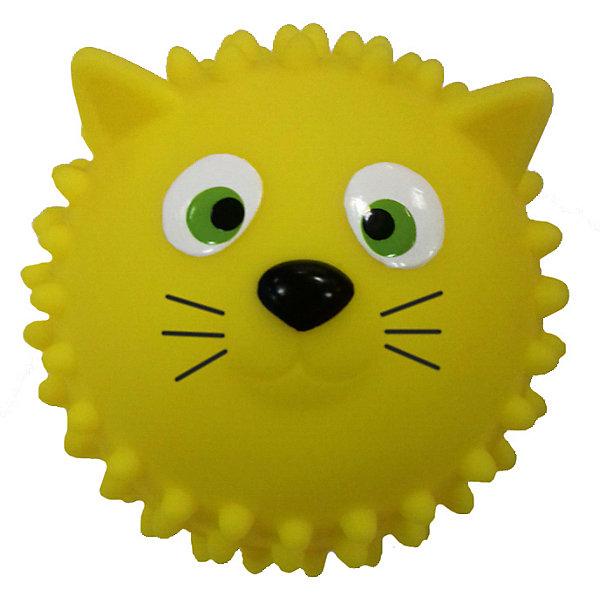 ЯиГрушка Массажный мяч Кошка,
