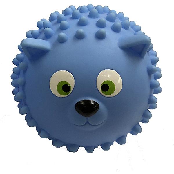ЯиГрушка Массажный мяч Кошка, голубой