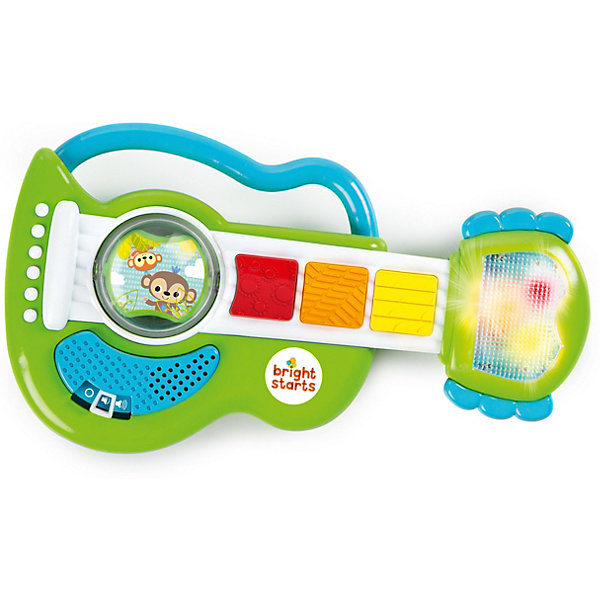 Bright Starts Гитара с погремушкой Рокзвезда