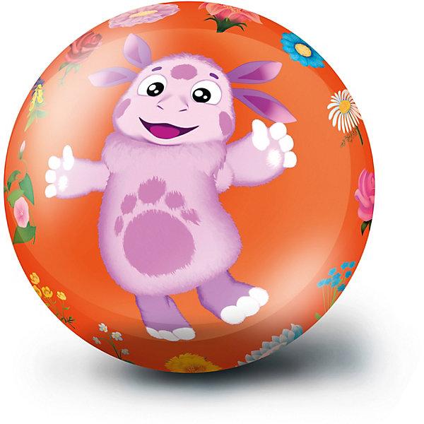 ЯиГрушка Мяч Лунтик, оранжевый