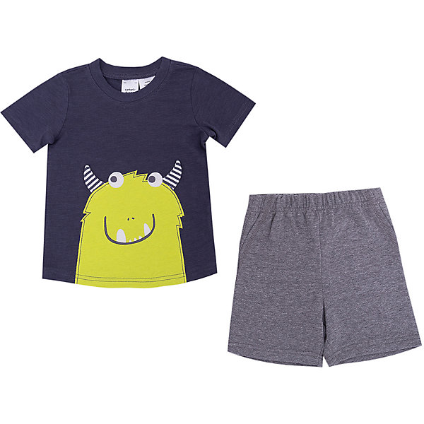 carter`s Комплект Carters: футболка и шорты