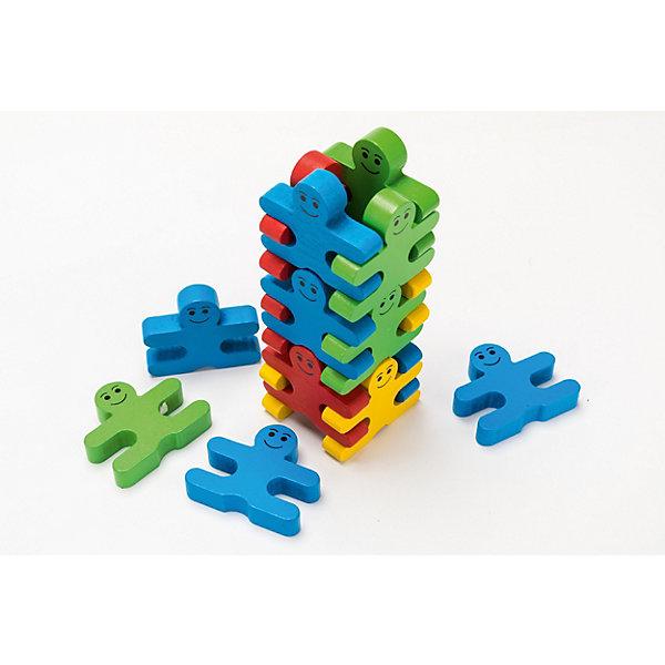 Купить Игровой набор Bradex «Балансирующие человечки», 16 штук, Китай, Унисекс