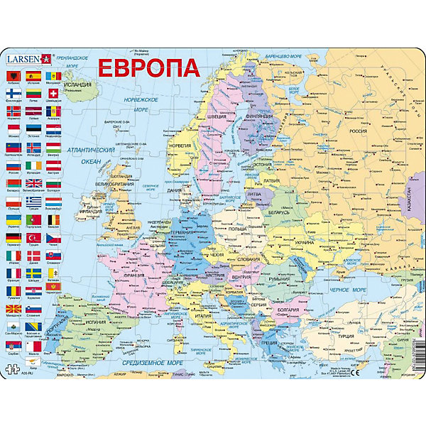 Larsen Пазл Европа