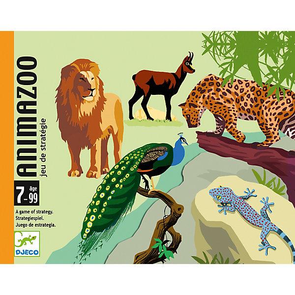 DJECO Настольная игра Зоопарк