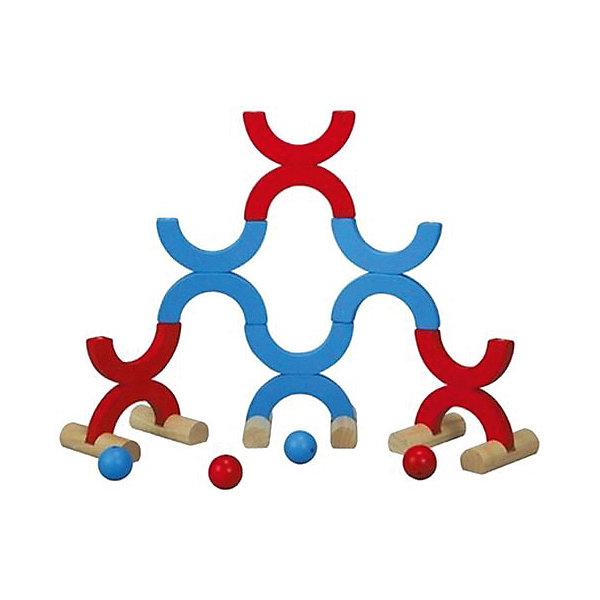 Plan Toys Игра в кегли и метания