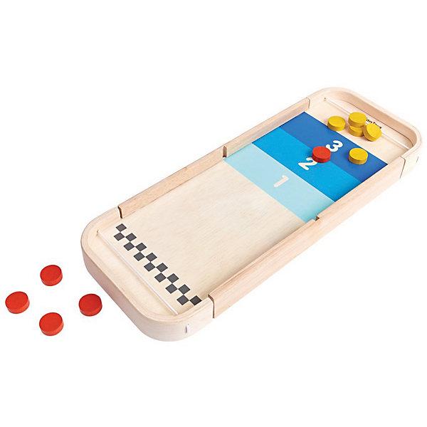 Купить Настольная игра Plan Toys Шаффлборд 2 в 1, Таиланд, Унисекс