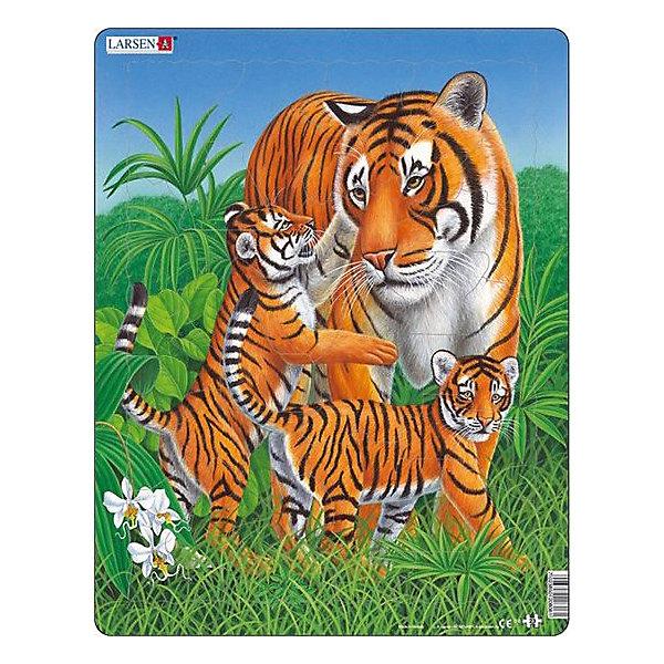 Larsen Пазл Тигр