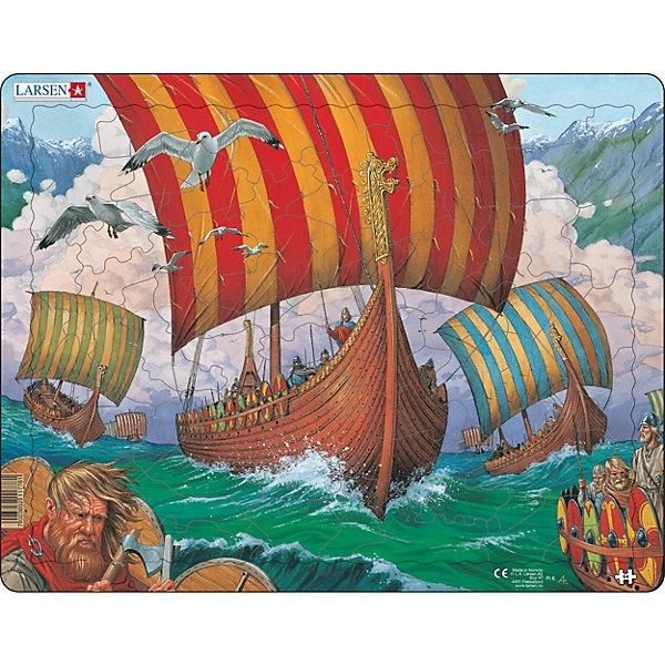 Larsen Пазл Larsen Корабли викингов