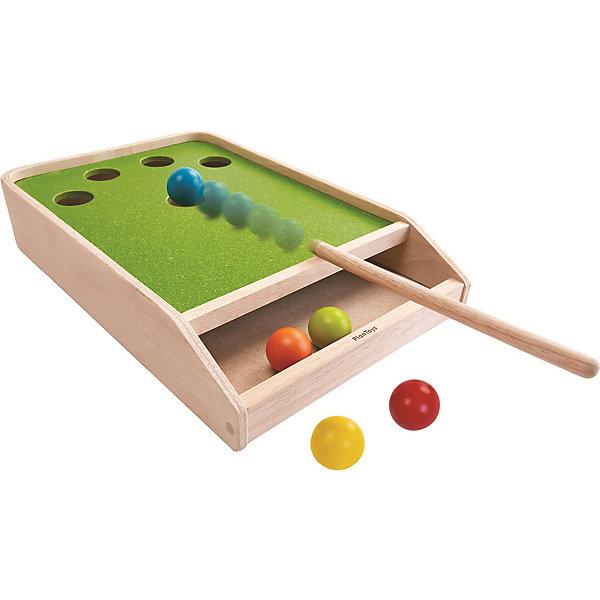Купить Настольная игра Plan Toys Бильярд , Таиланд, Унисекс