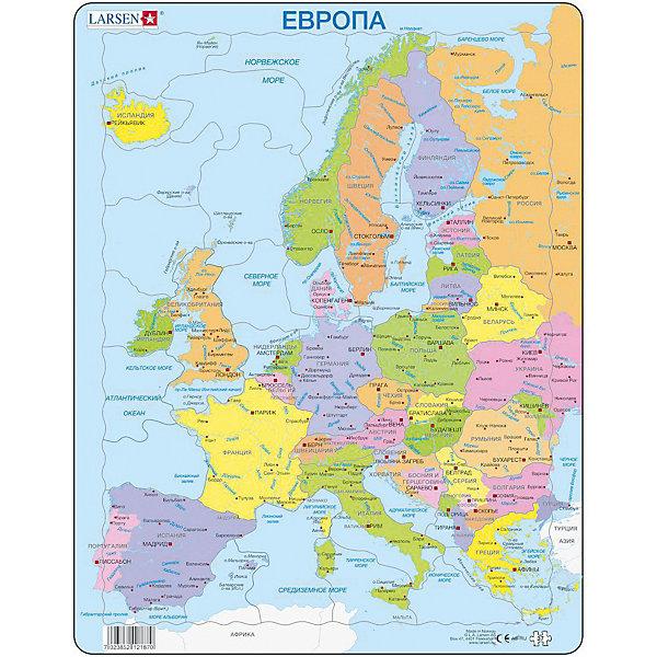 цена на Larsen Пазл Larsen Европа