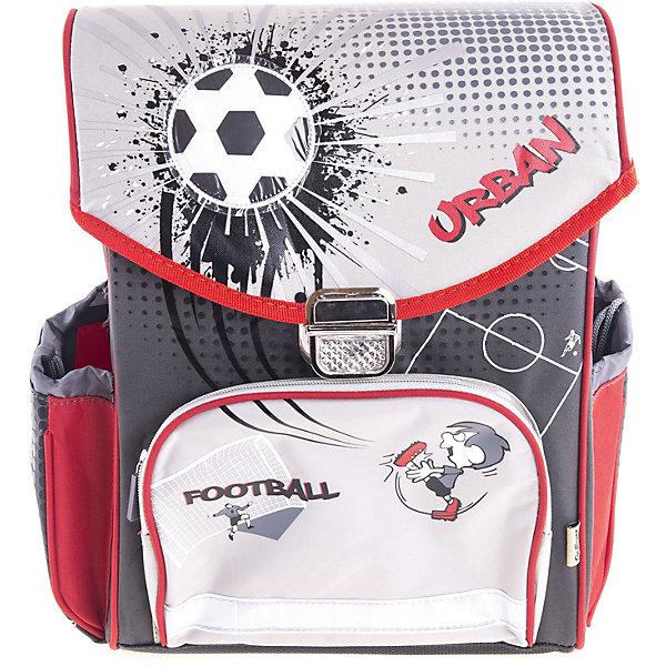 Рюкзак Gulliver Футбол, серый