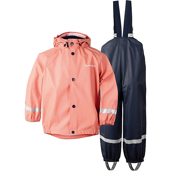 Картинка для Комплект Didriksons: куртка и полукомбинезон