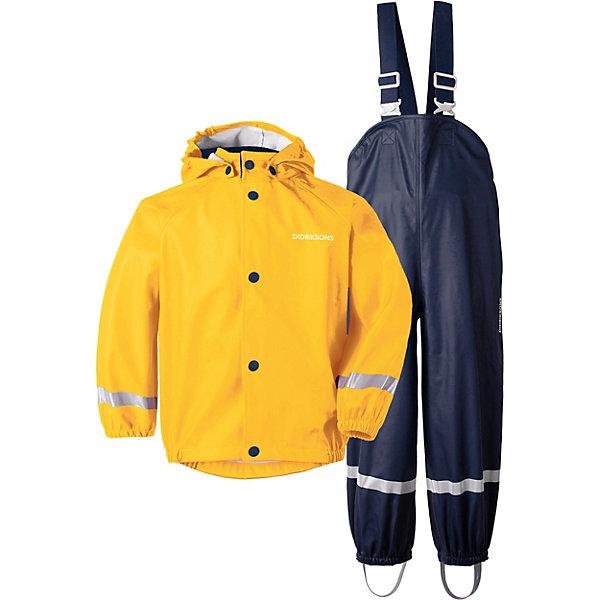 Картинка для Комплект Didriksons Slaskeman: куртка и полукомбинезон