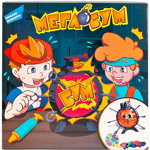 Dream Makers Настольная игра «Мега бум»