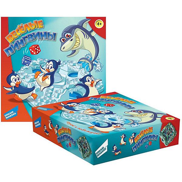 Dream Makers Настольная игра Dream Makers «Пингвины» игра магнитная для путешествий пингвины на параде 1350вв sgt260 ru
