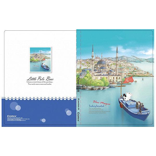 Comix Папка с 20 файлами Traveling, Турция