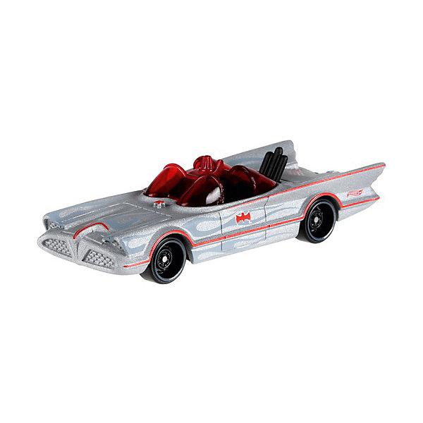 Купить Базовая машинка Hot Wheels TV Series Batmobile, Mattel, Малайзия, Мужской