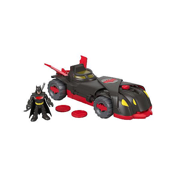 Купить Игровой набор DS Super Heroes Imaginext Бэтмобиль Ниндзя, Mattel, Китай, Мужской