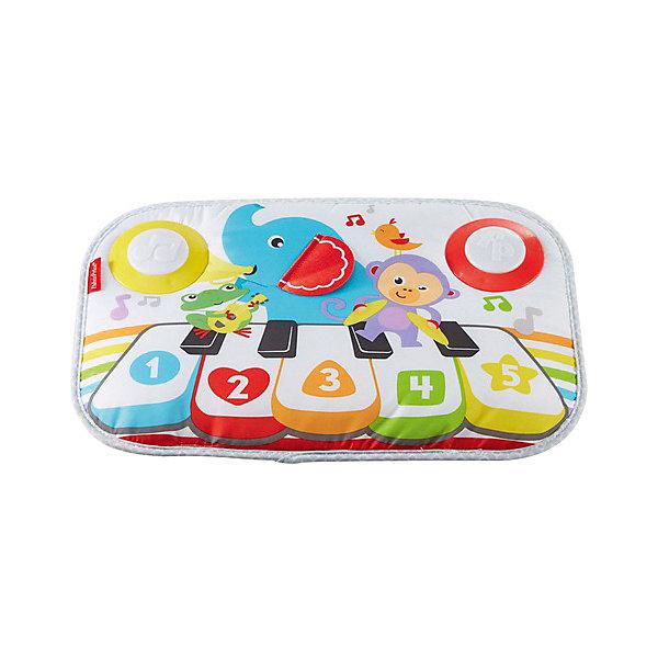 Mattel Музыкальный коврик Fisher-Price Пианино