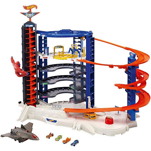Купить Супергараж Hot Wheels Невообразимая Башня , Mattel, Китай, Мужской
