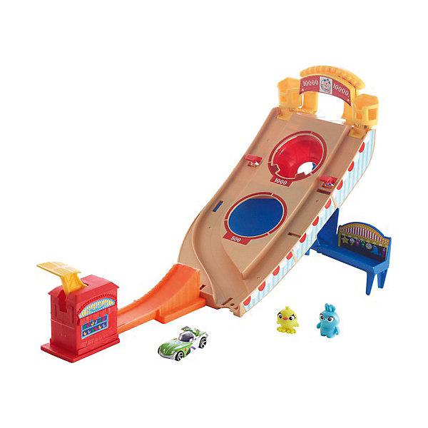 Mattel Игровой набор Hot Wheels История игрушек Базз Лайтер Карнавал Спасения