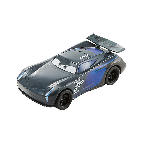 Mattel Машинка Disney Pixar Cars 3 Джексон Шторм, 12,5 см