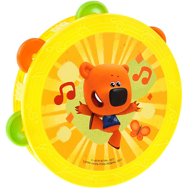 Купить Бубен Играем Вместе «Мимимишки», Играем вместе, Китай, разноцветный, Унисекс